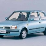 Image of Nissan March 2nd Generation K11