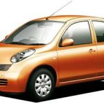 Image of Nissan March 3rd Generation K12