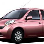 Image of Nissan March 3rd Generation K12C