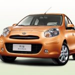 Image of Nissan March 4th Generation K13