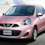 Image of Nissan March 4th Generation K13 Facelift