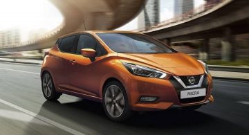 Nissan Micra generic image