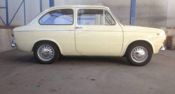 Fiat 850 generic image