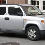 Image of Honda Element 2nd Update