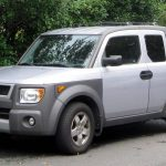 Image of Honda Element (Launch version)