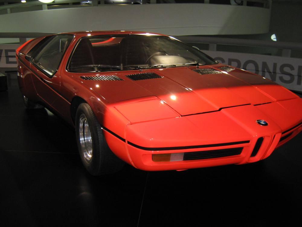 1972 BMW Turbo Prototype E25 | VirtuaGarage