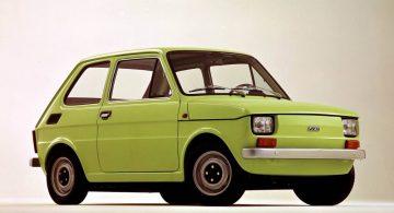 Fiat 126 generic image