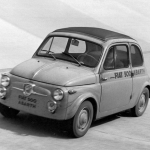 Image of Abarth Nuova 500 Abarth