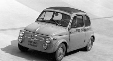 Fiat Nuova 500 Abarth generic image