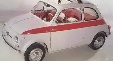 Fiat Nuova 500 Sport Tetto Apribile