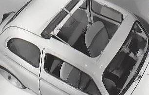 Fiat Nuova 500 Tetto Apribile
