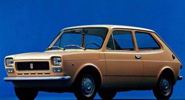 1971 Fiat 127 3 doors