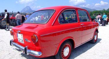 1968 Fiat 850 Sport Spider