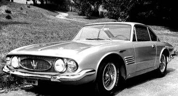 Maserati 5000 GT Coupé Ghia