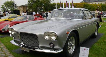 Maserati 5000 GT Coupé Pininfarina