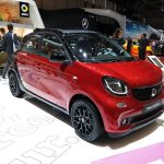 Image of smart Forfour (W453)