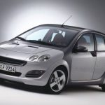 Image of smart Forfour (W454) 2004–2006
