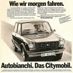 Image of Autobianchi A112 II Serie