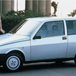 Image of Autobianchi Y10 Serie I