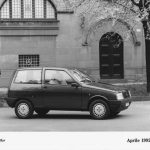 Image of Autobianchi Y10 Serie II