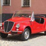 Image of Fiat 500 Gamine (1967)