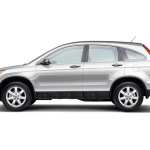 Image of Honda CR-V Third generation – facelift