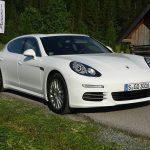 Image of Porsche Panamera I Gen. Facelift