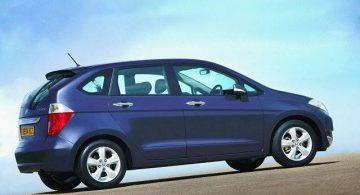 2004 Honda FR-V 1.7 Comfort