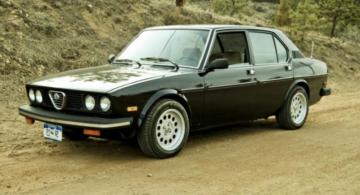 Alfa Romeo Sports Sedan