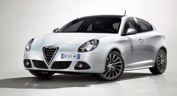 Alfa Romeo Giulietta (2010) generic image