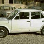 Image of 1973 Seat 127 4 doors