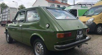 1975 Fiat 127 3 doors
