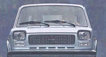 1975 Fiat 127 Special 3 doors