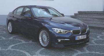 BMW Alpina D3 Biturbo Saloon