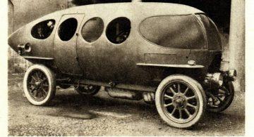 1913 Alfa 40-60 hp Aerodinamica