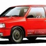 Image of Daihatsu Charade 926R De Tomaso