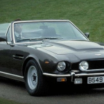 Image of 1986 Aston Martin V8 Vantage Volante