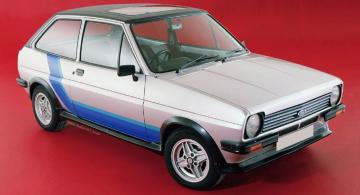Ford Fiesta generic image