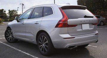 Volvo XC60 generic image
