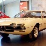 Image of 1967 Alfa Romeo Montreal Prototype Concept