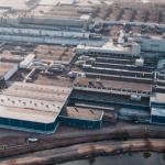 Image of Trollhättan SAAB plant