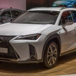 Image of Lexus UX
