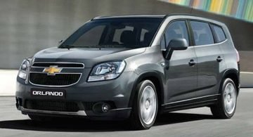 Chevrolet Orlando generic image