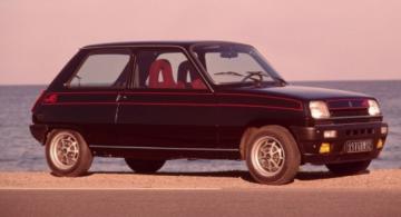 1976 Renault 5 Alpine