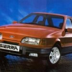 Image of Ford Sierra '87