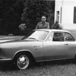 Image of 1962 Abarth 2400 Allemano Coupé