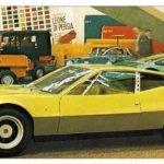 Image of 1968 Serenissima Ghia GT