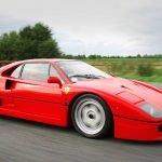 Image of 1987 Ferrari F40