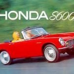 Image of Honda S600