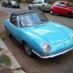 Image of 1965 Fiat 850 Spider